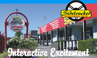 Sidetracked Entertainment Centre - Accommodation Cooktown