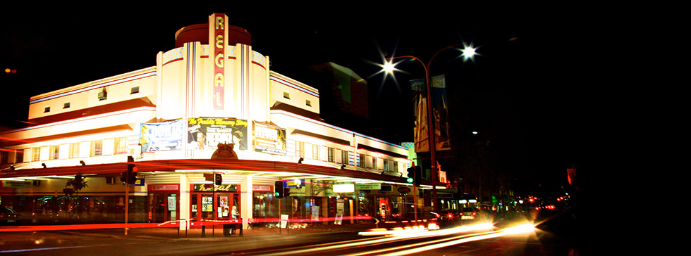 Regal Theatre - Accommodation Cooktown