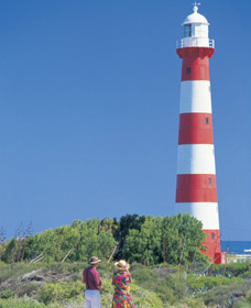 Point Moore Lighthouse - Accommodation Cooktown
