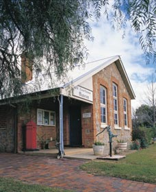 Narrogin Old Courthouse Museum - Accommodation Cooktown