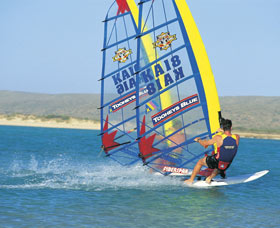 Windsurfing and Surfing - Accommodation Cooktown