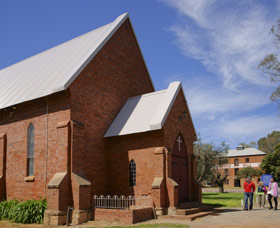 St Stephens Church of England - Accommodation Cooktown
