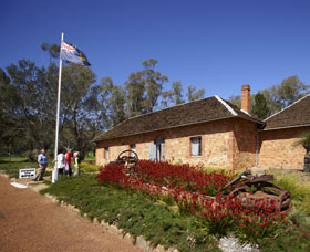 Old Gaol Museum Toodyay - Accommodation Cooktown