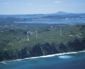 Albany Wind Farm - Accommodation Cooktown