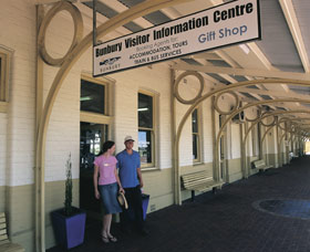 Old Railway Station Bunbury - Accommodation Cooktown