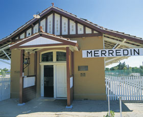 Merredin Railway Museum - Accommodation Cooktown