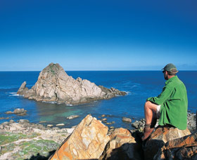 Sugarloaf Rock - Accommodation Cooktown
