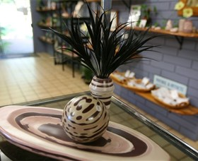 Zebra Rock Gallery and Coffee Shop - Accommodation Cooktown