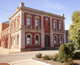 Northam Town Hall - Accommodation Cooktown