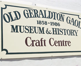 Old Geraldton Gaol Craft Centre - Accommodation Cooktown