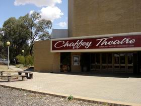 Chaffey Theatre - Accommodation Cooktown