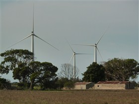 Wattle Point Wind Farm - Accommodation Cooktown