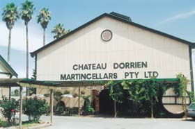 Chateau Dorrien Winery - Accommodation Cooktown
