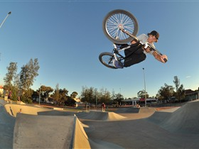 Sensational Skate Park - Accommodation Cooktown