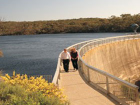 Whispering Wall - Accommodation Cooktown