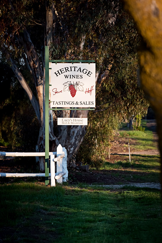 Heritage Wines - Accommodation Cooktown