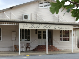 Drill Hall Emporium - The - Accommodation Cooktown