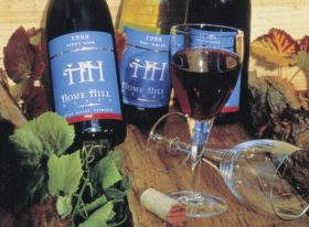 Home Hill Vineyard and Winery Restaurant - Accommodation Cooktown