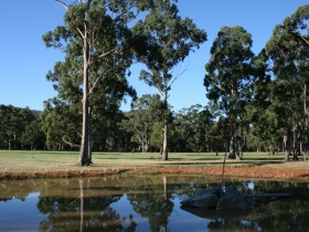 Huon Valley Golf Club - Accommodation Cooktown