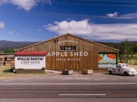 The Apple Shed Tasmania - Accommodation Cooktown