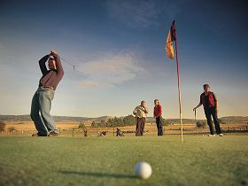 Ratho Farm  Golf - Accommodation Cooktown
