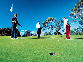 Scamander River Golf Club - Accommodation Cooktown