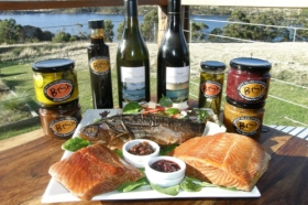 Bruny Island Smokehouse - Accommodation Cooktown