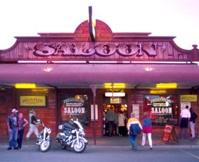 Bojangles Saloon and Dining Room - Accommodation Cooktown