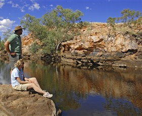 Davenport Range National Park - Accommodation Cooktown