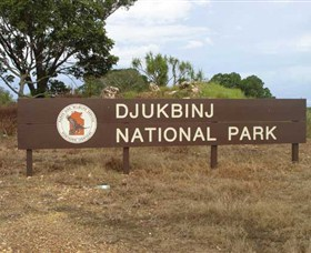 Djukbinj National Park - Accommodation Cooktown