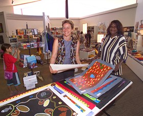 Nyinkka Nyunyu Art and Culture Centre - Accommodation Cooktown