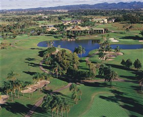 Palm Meadows Golf Course - Accommodation Cooktown
