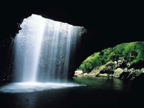 Natural Bridge Springbrook National Park - Accommodation Cooktown