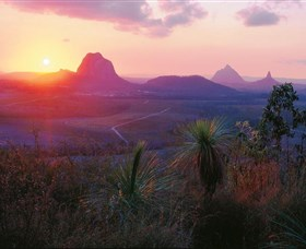 Glass House Mountains National Park - Accommodation Cooktown