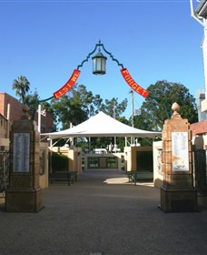 Gympie and Widgee War Memorial Gates - Accommodation Cooktown