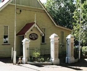 Montville Memorial Precinct - Accommodation Cooktown