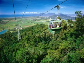 Skyrail Rainforest Cableway - Accommodation Cooktown