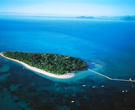 Green Island National Park - Accommodation Cooktown