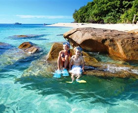 Fitzroy Island National Park - Accommodation Cooktown