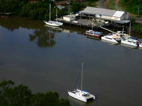 Port of Maryborough - Accommodation Cooktown