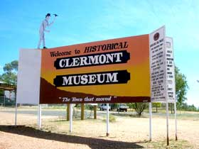 Clermont Historical Centre and Museum - Accommodation Cooktown