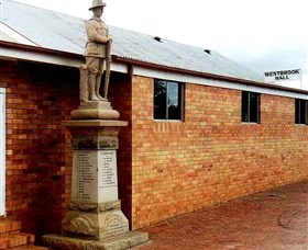 Westbrook War Memorial - Accommodation Cooktown