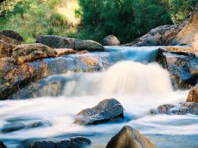 Crows Nest Falls - Accommodation Cooktown