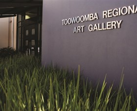 Toowoomba Regional Art Gallery - Accommodation Cooktown