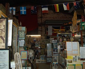 Military and Memorabilia Museum - Accommodation Cooktown