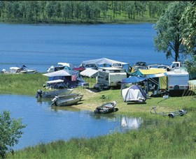 Lake Boondooma - Accommodation Cooktown