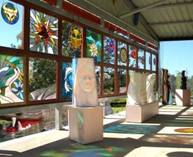 Alpha31 Art Gallery and Sculpture Garden - Accommodation Cooktown
