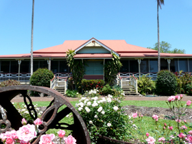 Greenmount Homestead - Accommodation Cooktown
