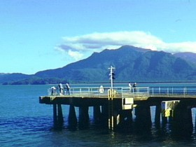 Lucinda Jetty - Accommodation Cooktown
