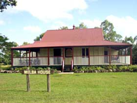Melba House - Accommodation Cooktown